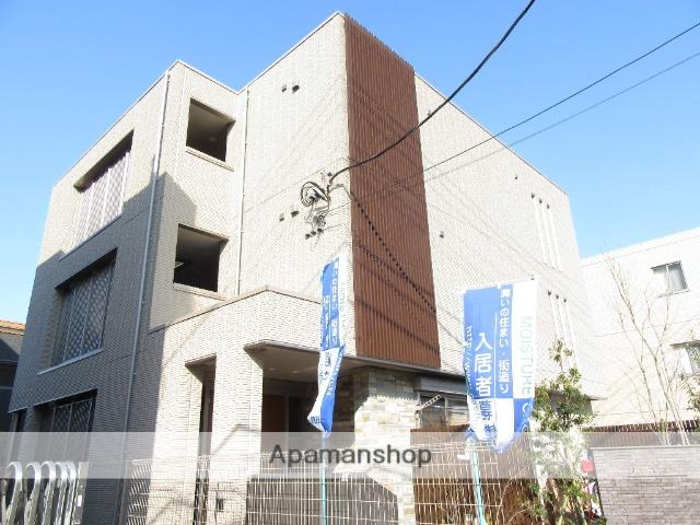 東京都日野市、日野駅徒歩8分の新築 3階建の賃貸マンション