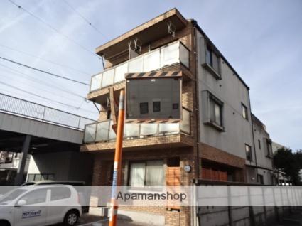 東京都福生市、牛浜駅徒歩11分の築16年 3階建の賃貸マンション