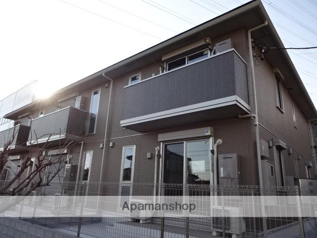 東京都昭島市、中神駅徒歩28分の新築 2階建の賃貸アパート