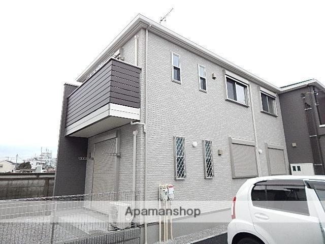 東京都昭島市、中神駅徒歩27分の新築 2階建の賃貸アパート
