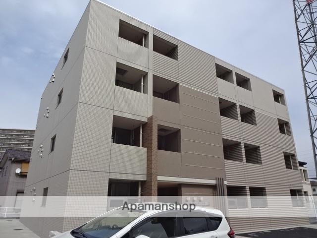 東京都日野市、日野駅徒歩20分の新築 4階建の賃貸マンション