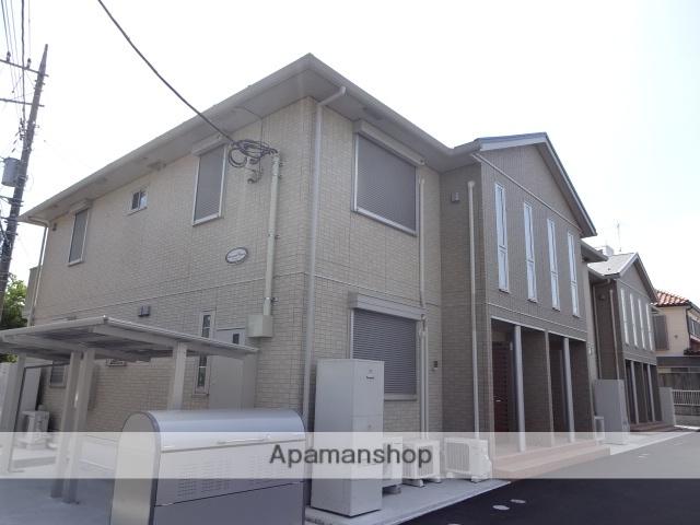 東京都西多摩郡瑞穂町、箱根ケ崎駅徒歩27分の新築 2階建の賃貸アパート