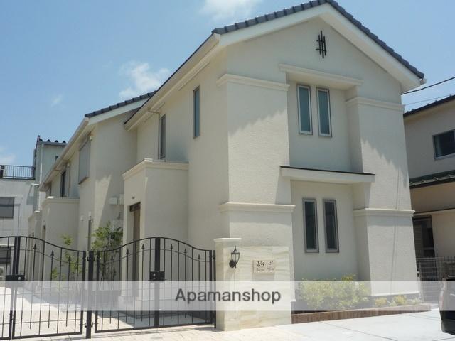 東京都日野市、日野駅徒歩17分の新築 2階建の賃貸テラスハウス