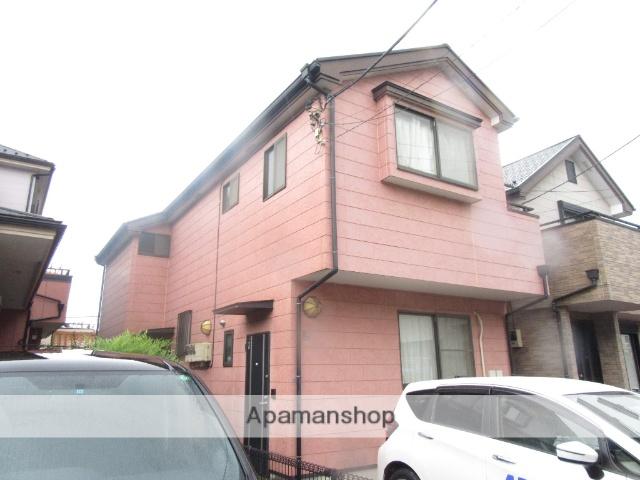 東京都昭島市、中神駅徒歩20分の築17年 2階建の賃貸テラスハウス