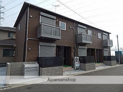 東京都日野市、豊田駅徒歩12分の新築 2階建の賃貸アパート
