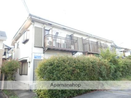 東京都小平市、小平駅徒歩20分の築21年 2階建の賃貸アパート