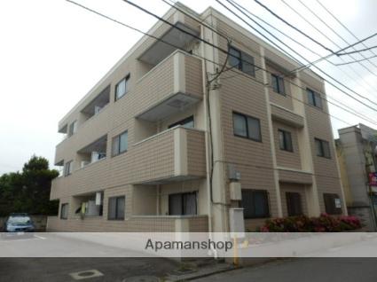 東京都小平市、新小平駅徒歩16分の築33年 3階建の賃貸マンション