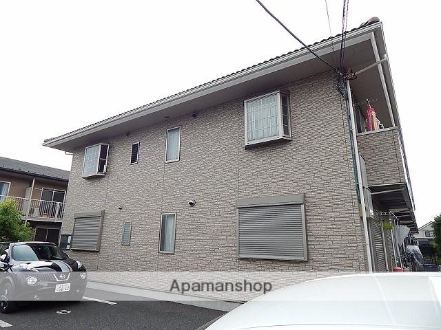 東京都武蔵村山市、昭島駅バス20分三ツ藤下車後徒歩5分の築10年 2階建の賃貸アパート