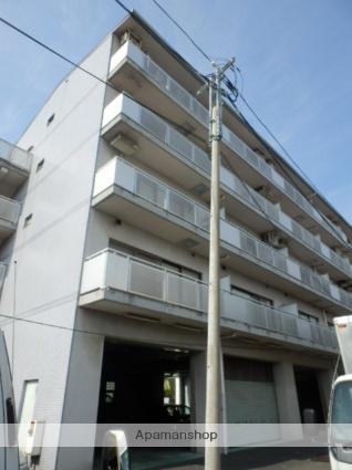 東京都昭島市、西立川駅徒歩24分の築26年 5階建の賃貸マンション