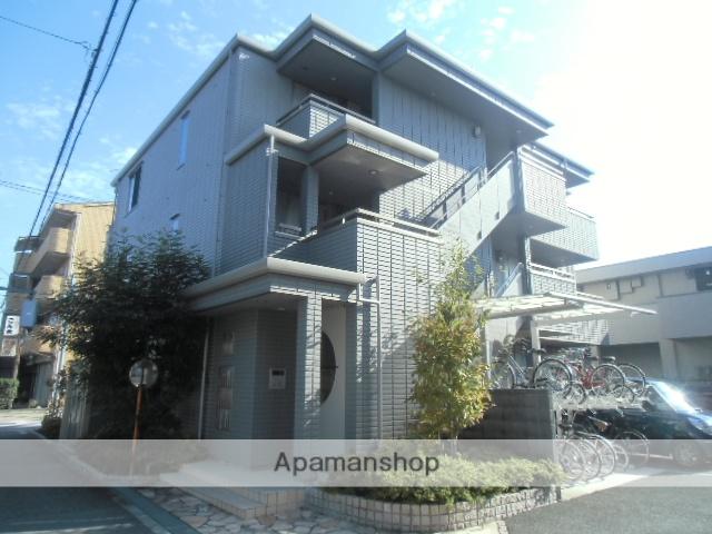 東京都昭島市、昭島駅徒歩21分の築7年 3階建の賃貸マンション