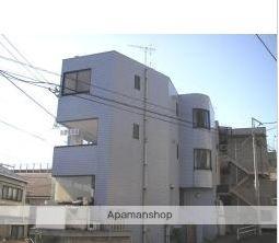 東京都日野市、日野駅徒歩5分の築23年 3階建の賃貸マンション