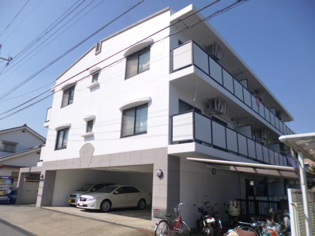 東京都日野市、日野駅徒歩21分の築21年 3階建の賃貸マンション