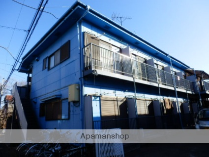 東京都小平市、新小平駅徒歩26分の築27年 2階建の賃貸アパート