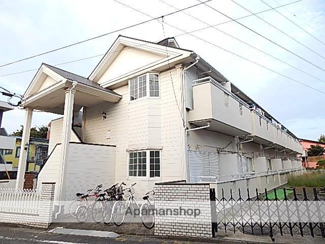 東京都東大和市、東大和市駅徒歩9分の築29年 2階建の賃貸アパート