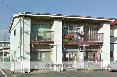 東京都東大和市、東大和市駅徒歩14分の築33年 2階建の賃貸アパート