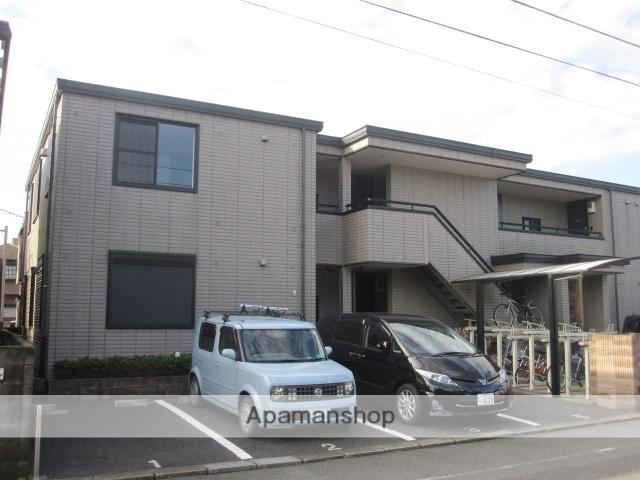 東京都日野市、日野駅徒歩12分の築14年 2階建の賃貸マンション