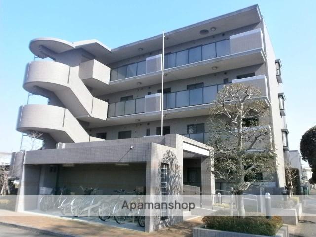 東京都東大和市、玉川上水駅徒歩19分の築13年 4階建の賃貸マンション