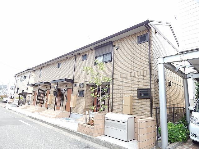 東京都昭島市、中神駅徒歩29分の築4年 2階建の賃貸アパート
