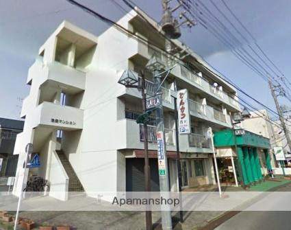 東京都東大和市、小川駅徒歩24分の築41年 4階建の賃貸マンション