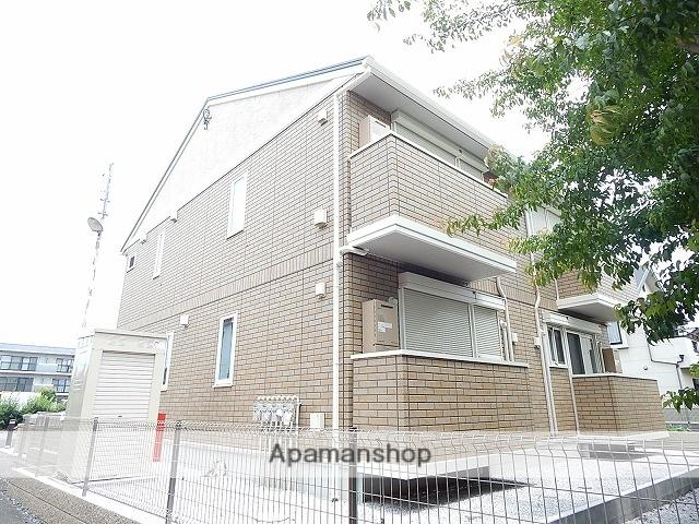 東京都昭島市、昭島駅徒歩27分の築3年 2階建の賃貸アパート