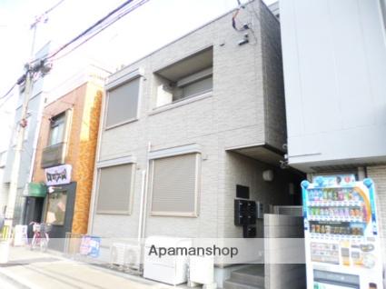 東京都立川市、西国立駅徒歩8分の築2年 3階建の賃貸マンション