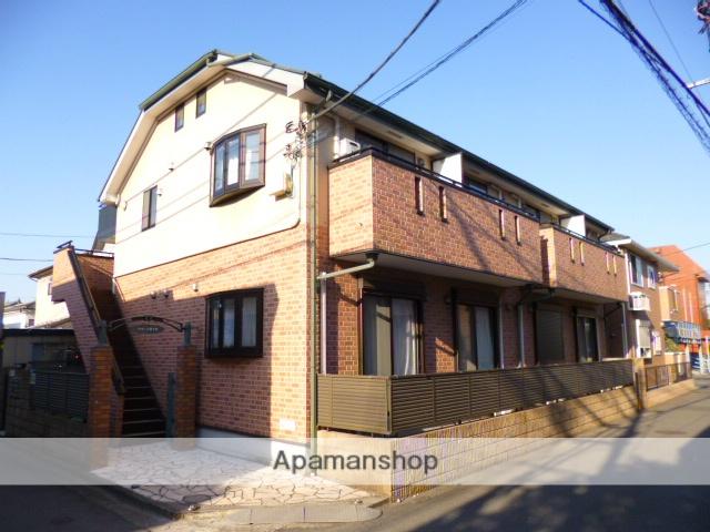 東京都立川市、立川駅徒歩12分の築12年 2階建の賃貸アパート