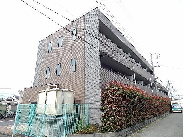 東京都東大和市、東大和市駅徒歩18分の築16年 3階建の賃貸マンション