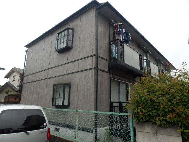 東京都昭島市、西立川駅徒歩18分の築20年 2階建の賃貸アパート