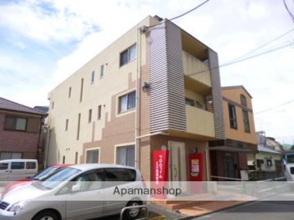 東京都立川市、立川駅徒歩5分の築9年 3階建の賃貸マンション