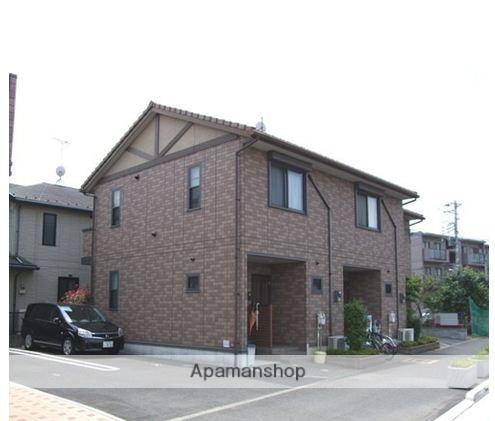 東京都日野市、日野駅徒歩7分の築13年 2階建の賃貸アパート