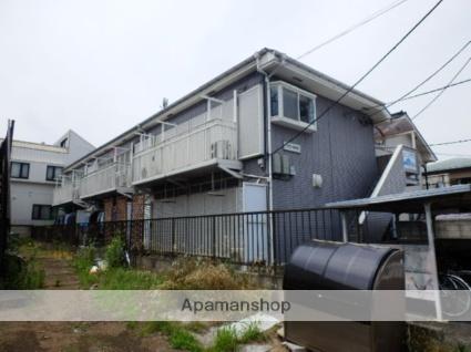 東京都小平市、一橋学園駅徒歩8分の築21年 2階建の賃貸アパート