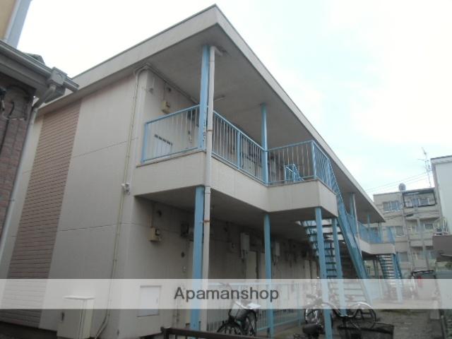 東京都国立市、矢川駅徒歩12分の築31年 2階建の賃貸マンション