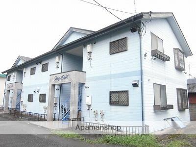 東京都国立市、谷保駅徒歩3分の築22年 2階建の賃貸アパート