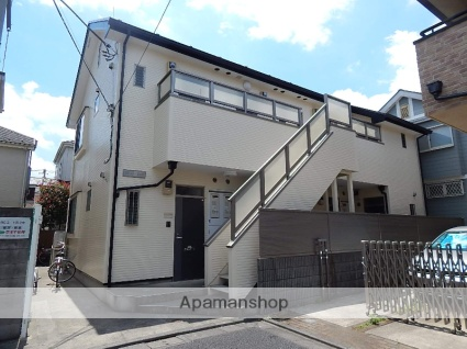 東京都国立市、谷保駅徒歩18分の築11年 2階建の賃貸アパート