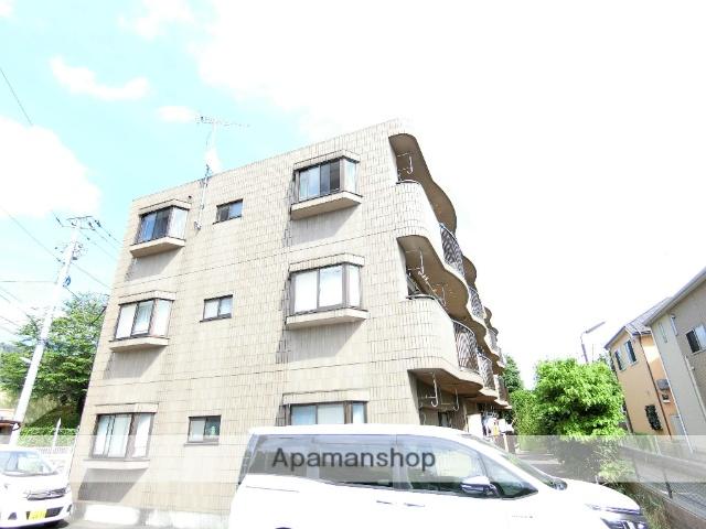 東京都府中市、谷保駅徒歩20分の築19年 3階建の賃貸マンション