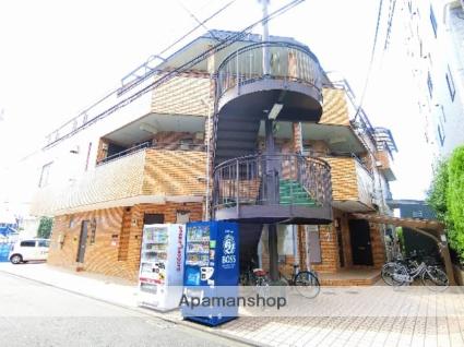 東京都国分寺市、西国分寺駅徒歩13分の築30年 3階建の賃貸マンション