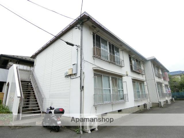 東京都府中市、分倍河原駅徒歩11分の築31年 2階建の賃貸アパート