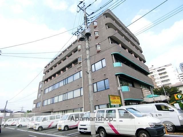 東京都国分寺市、西国分寺駅徒歩2分の築23年 7階建の賃貸マンション