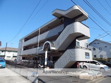 東京都国立市、谷保駅徒歩16分の築27年 3階建の賃貸マンション