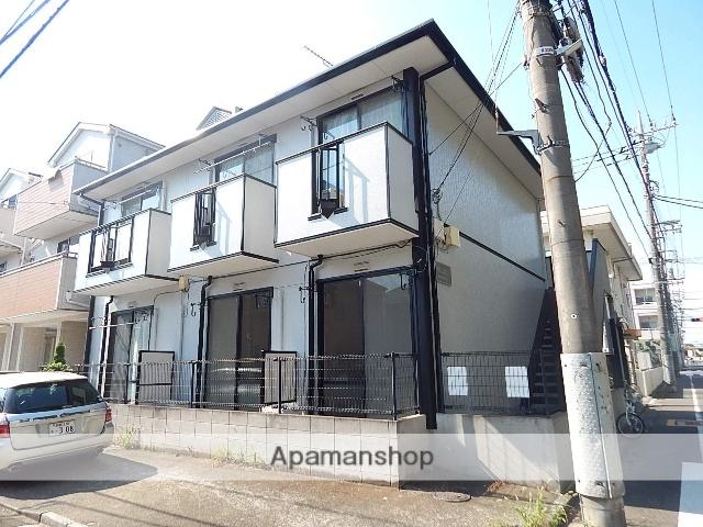 東京都国立市、谷保駅徒歩15分の築26年 2階建の賃貸アパート