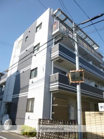 東京都府中市、府中本町駅徒歩13分の築9年 4階建の賃貸マンション