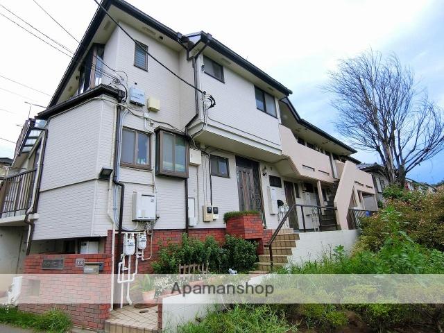 東京都国分寺市、西国分寺駅徒歩12分の築25年 2階建の賃貸アパート