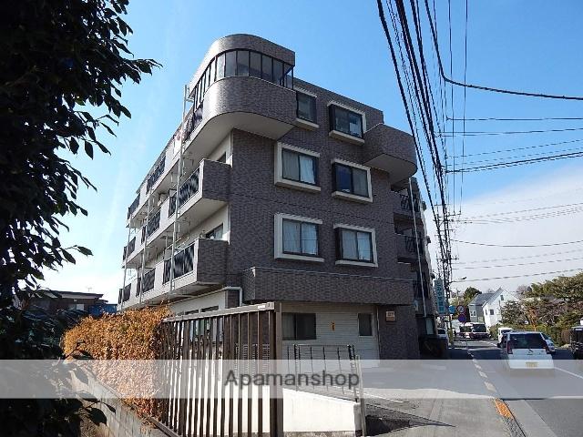 東京都国分寺市、西国分寺駅徒歩32分の築23年 4階建の賃貸マンション