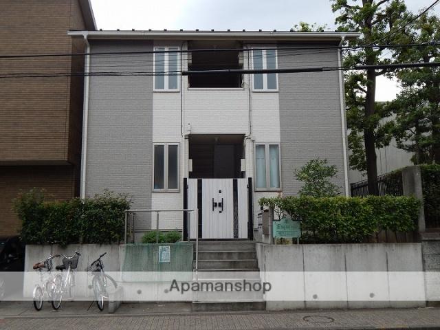 東京都国立市、谷保駅徒歩15分の築4年 2階建の賃貸アパート