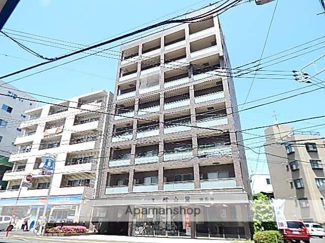 東京都立川市、西国立駅徒歩8分の築11年 8階建の賃貸マンション