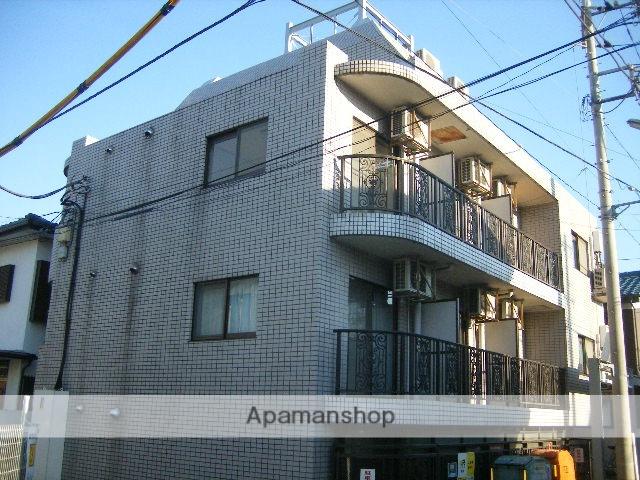 東京都府中市、国分寺駅徒歩23分の築26年 4階建の賃貸マンション