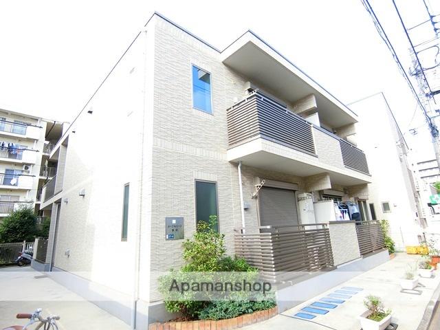 東京都国分寺市、西国分寺駅徒歩3分の築3年 2階建の賃貸マンション