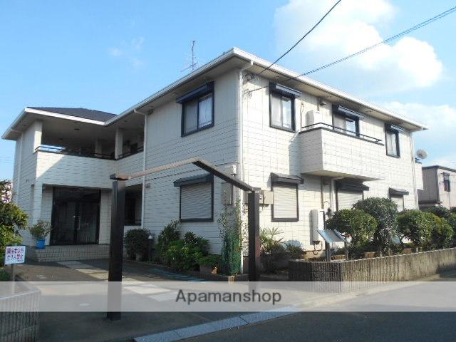 東京都国立市、谷保駅徒歩16分の築22年 2階建の賃貸アパート