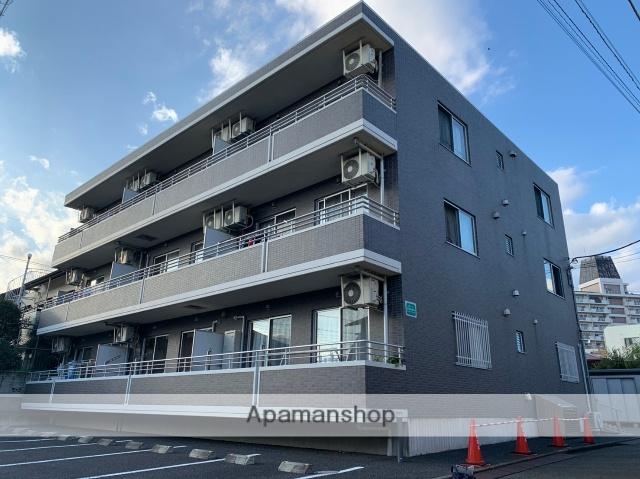 東京都国立市、矢川駅徒歩20分の築8年 3階建の賃貸マンション