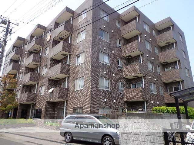 東京都府中市、府中本町駅徒歩22分の築22年 5階建の賃貸マンション